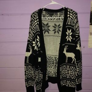 Forever 21 knit Cardigan sweater! 2X!